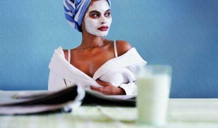 Омолаживающие маски в домашних условиях