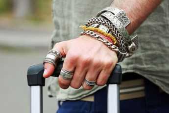 На каких пальцах лучше носить кольцо