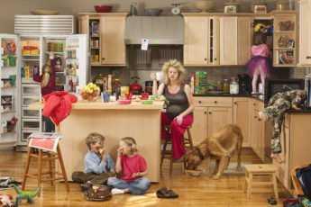 Мама-домохозяйка взорвала сеть ответом