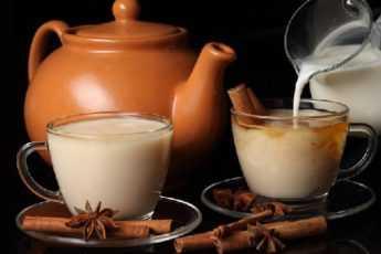 Молоко со специями: самый полезный напиток