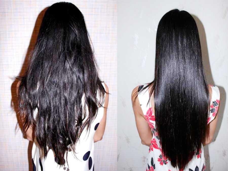Как восстановить окрашенные волосы с помощью желатина