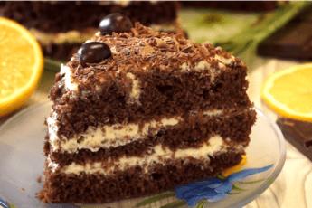 Самый быстрый вкуснейший торт