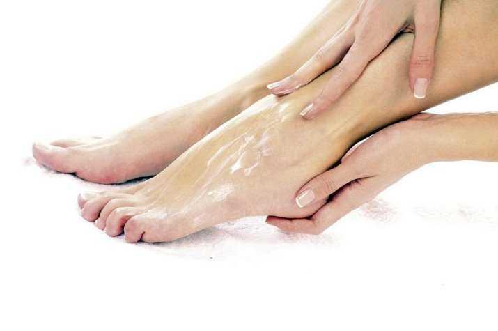 Домашние средства от сухости кожи ног