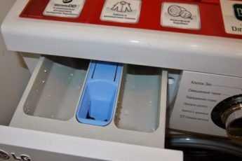 Чистота стиральной машины