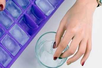 Молодильные ледяные кубики