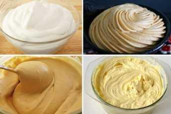 15 вкуснейших рецептов заварных кремов