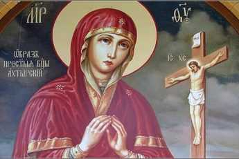 Икона Божией матери, которая избавляет от болезней и бедности